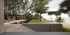 Image 6 of 25 from gallery of Villa Noi Phang Nga / Duangrit Bunnag Architects. Courtesy of Duangrit Bunnag Architects