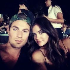 Lucy Hale Dating Lawson Drummer Adam Pitts? Spotted On Cosy Concert Date After Holding Hands In Beverly Hills