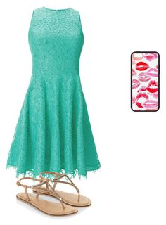 """Spring"" by madyf1010 ❤ liked on Polyvore featuring beauty, Shoshanna and Accessorize"