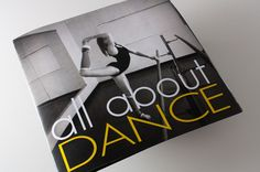 All About Dance Brochure by Jessica Prater, via Behance