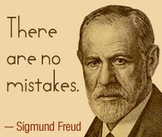 Sigmund Freud not sure I subscribe completely to his Phalic references ( Although I do believe a lot of neuroses stem from some type of sexual fixation) he is somewhat right with this quote.