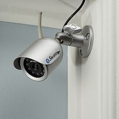 Nighthawk Twin Pack Outdoor Security Cameras in Holiday 2012 from Ginnys on shop.CatalogSpree.com, my personal digital mall.