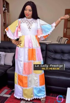 Latest African Fashion Dresses, African Dresses For Women, African Attire, African Wear, African Women, Beige Cocktail Dresses, African Lace, Baye Fall, Ankara Styles
