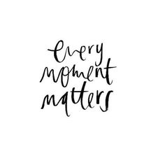 Every moment matters - www.instawall.nl