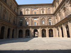 Piti Palace where the Medici Family lived
