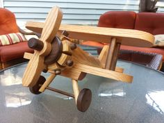 Hey, I found this really awesome Etsy listing at http://www.etsy.com/listing/170288495/wooden-handmade-toys-large-airplane