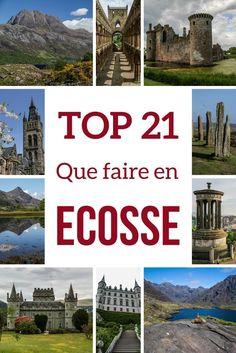 Découvrez les plus beaux lieux d'Ecosse à voir et à visiter : les châteaux les plus enchanteurs, les plus beaux paysages, les plus beaux lochs, les abbayes les plus impressionnantes, les sites historiques les plus intéressants... avec photos ! | Ecosse Vo