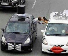 10 Best Decorated Wedding Cars Images Wedding Cars Dream Wedding