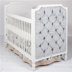 Newport Cottages Beverly Tufted Panel Crib