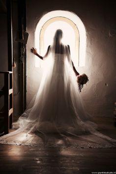 De bruid in een molen