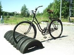 Doesn't it just make sense that your tire. . . can hold up your tire?