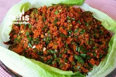 Antakya Usulū Muhteşem Kısır – Vegan yemek tarifleri – Las recetas más prácticas y fáciles Gourmet Food Plating, Gourmet Food Gifts, Gourmet Food Store, Gourmet Foods, Healthy Gourmet, Seafood Recipes, Gourmet Recipes, Appetizer Recipes, Cooking Recipes