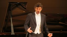 Jonas Kaufmann in Recital at Carnegie Hall. A tenor to watch -- and hear!