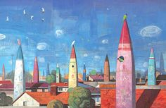 shaun tan :: tales from outer suburbia