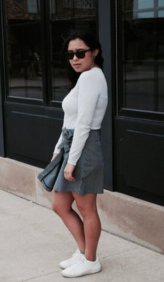 The Simple Look – Stripes and White My Vogue Style Blog