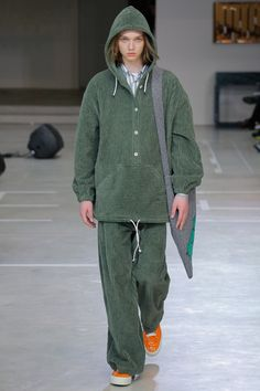 Sunnei Fall 2018 Menswear Fashion Show Collection