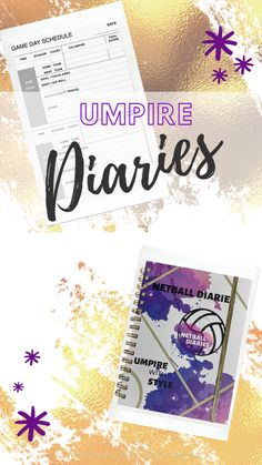 Netball Diaries - Netball Umpire Diary - Preorder Now Available A stylish and functional Umpire Diary with 150 High Quality Pages to record Game Day Schedule, Mentoring Feedback, Goal Setting, Skills & Techniques, General Notes and much more PRE-ORDERS will receive our discounted 'Introductory Rate' of $24.95 PLUS a Complete Accessories Pack FREE with all orders placed before 1-Feb-2021. #netball #umpire #netballumpire #netballjournal #metballdiaries Netball Coach, Day Schedule, Team Games, Pocket Notebook, Diaries, All About Time, Notes, Stylish, Free