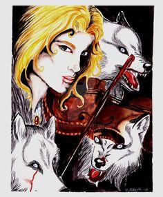 The Wolfkiller by Kuutamouni Lestat