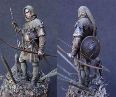 The Last Arrow   Figures   Gallery on Diorama.ru