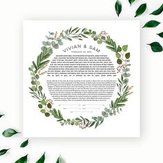 The Good Earth Circle Botanical Ketubah features a verdant burst of botanical illustrations and celebrates the joyful bounty of summer. Wedding Certificate, Marriage Certificate, Wedding Events, Our Wedding, Destination Wedding, Wedding Ideas, Wedding Bells, Wedding Stuff, Dream Wedding
