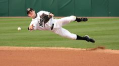 A Scooter Gennett bobblehead will be one of eleven bobbleheads given away during the Timber Rattlers 2014 season as part of the team's 20th ... Photo by Patrick S Blood/PSB Foto #psbfoto