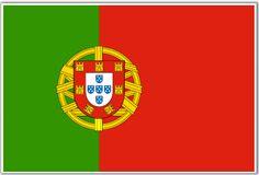 Bandera de Portugal (Flag of #Portugal) #CountryFlags