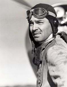 Clark Gable in Test Pilot (Victor Fleming, 1938)