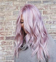 Purpley pink