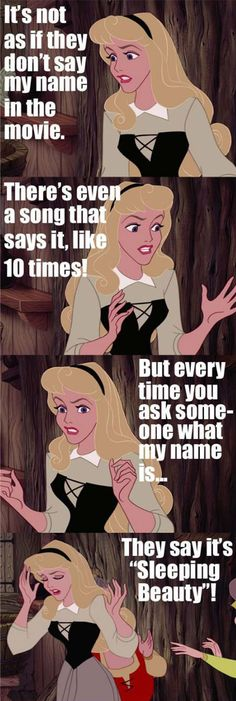 Sleeping Beauty Problems // funny pictures - funny photos - funny images - funny pics - funny quotes - #lol #humor #funnypictures