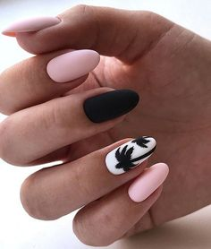 Nail Design for Summer 2019 - New Ideas for Summer Manicure, The Latest Trends i. Nail Design for Summer 2019 - New Ideas for Summer Manicure, The Latest Trends in Summer Nail Art in The Photo Summer Acrylic Nails, Summer Nails, Acrylic Nail Designs For Summer, Vegas Nails, Elegant Nail Art, Nails Design With Rhinestones, Fire Nails, Best Acrylic Nails, Matte Nails