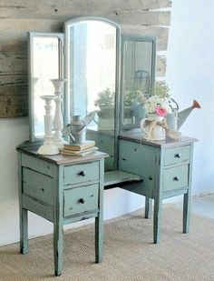 Have a custom vanity like this one being built. I can not wait to see it !!