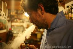 Back in May of this year we published at article (here) about the arrival of electronic cigarettes in Barga It was a crash course on how to load up the tiny black inhalers, where to buy the liquid at the best price, how to flush out the filters and the best way to add drops […]
