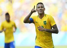 Brazil v Germany Olympic football final starting line-ups - http://www.truesportsfan.com/brazil-v-germany-olympic-football-final-starting-line-ups/