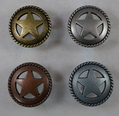 Great Details About Star U0026 Rope Cabinet Knob Drawer Pull Texas Southwest Western  Decor