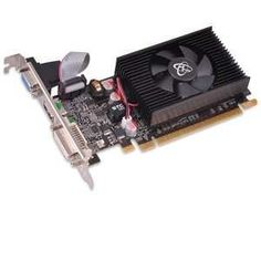 XFX Core Edition GEFORCE GT610 810MHz 2GB DDR3 HDMI DVI VGA PCI-E Graphics Cards GT610NCNF2 by XFX. $54.99. Life moves fast, your PC should too. With the power of the GeForce GT610, accelerate editing of your photos and HD videos, immerse yourself in Blu-Ray 3D movies, enjoy life-like graphics on your screen, and create a richer web experience with HTML5 GPU accelerated browser like Google Chrome and Internet Explorer