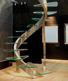 L'escalier au centre de votre déco design