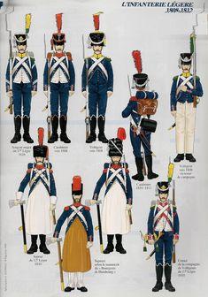 l`infanterie legere