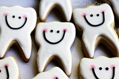 teeth shaped cookie | An opportunity recently arose to remedy that situation -- he lost his ...