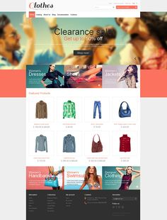 Apparel Responsive Shopify Theme New Screenshots BIG