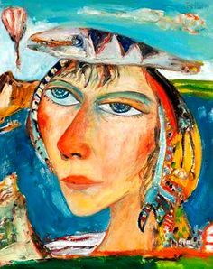 Your Paintings - John Bellany paintings John Bellany, Cobra Art, Unusual Art, Inspirational Artwork, Abstract Portrait, Art Uk, Fish Art, Aboriginal Art, Outsider Art