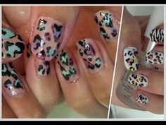 Hello my sweet banana pies,    Here is a Heart Shaped Leopard print nail tutorial. It is so easy to create and you won't need professional nail tools. The Leopard print is HOT this season. I'm going to show you guys how to create a Heart Shaped Leopard nail design. It's stylish and oh so cute!    I'm not gonna lie guys, I've never been much of a...