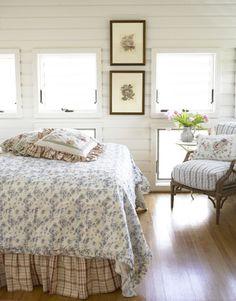 Seaside Cottage Decor - Barbara Bakegaards Seaside Cottage - Country Living