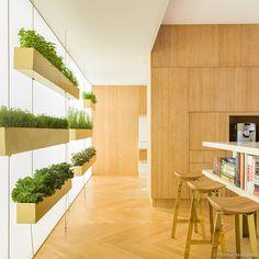 """Ambiente """"Cozinha Essencial"""", por Marilia Pellegrini para Casa Cor SP 2016! Confira mais fotos no Portal MiMostra!"""