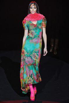 Crafty Lady Abby: FASHION: Betsey Johnson Fall/Winter 2012