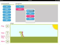 Learn the basics of computer programming with Daisy the Dinosaur! This free, fun app has an easy drag and drop interface that kids of all ages can use to animate Daisy to dance across the screen. Kids will intuitively grasp the basics of objects, sequencing, loops and events by solving this app's challenges. After playing Daisy, kids can choose to download a kit to program their own computer game.