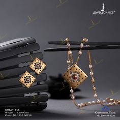 Make your style with these pendant sets. Make your style with these pendant sets. Gold Jewelry Simple, Gold Rings Jewelry, Gold Necklaces, Unique Jewelry, Gold Bangles Design, Gold Jewellery Design, Gold Mangalsutra Designs, Indian Jewelry Earrings, Malu