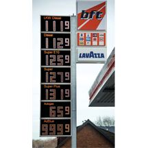 Technology in electronic price signs has not changed in years and there is little differentiation between competitors.
