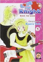 Caffè Letterari: Love me knight. Kiss me Licia: collezione Manga e ...