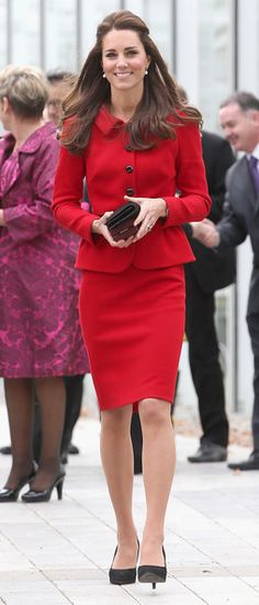 Kate Middleton - The Duke And Duchess Of Cambridge Tour Australia And New Zealand - Day 8