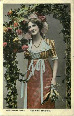 Nina sevening dresses